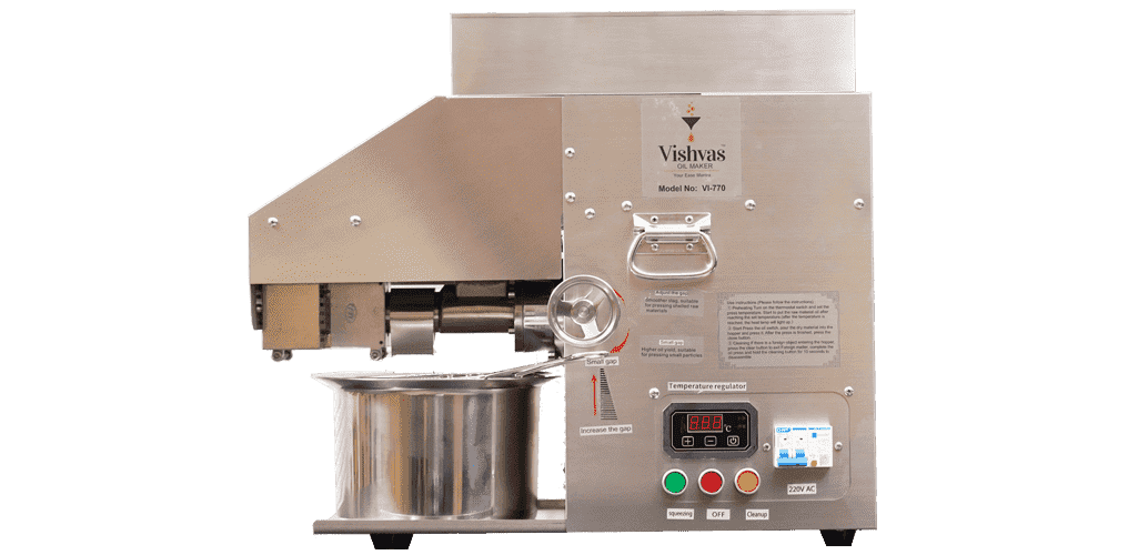 Vishvas Oil maker VI-770