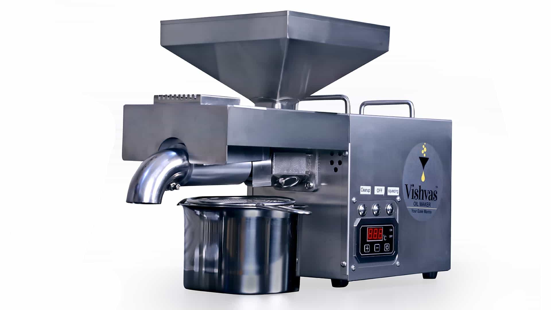 Vishvas Oil Maker VI-440